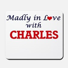 Madly in love with Charles Mousepad