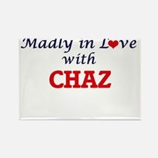Madly in love with Chaz Magnets