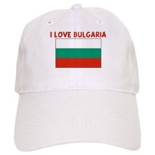 I LOVE BULGARIA Cap