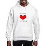 DONT TREAD ON ME Hooded Sweatshirt