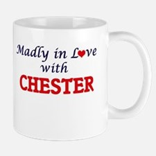 Madly in love with Chester Mugs