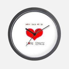DONT TREAD ON ME Wall Clock