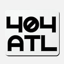 404 Atlanta ATL 9 Mousepad
