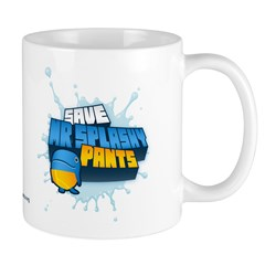 Mr Splashy Pants Mug