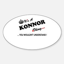 KONNOR thing, you wouldn't understand Decal