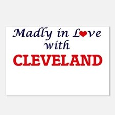 Madly in love with Clevel Postcards (Package of 8)