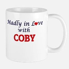 Madly in love with Coby Mugs