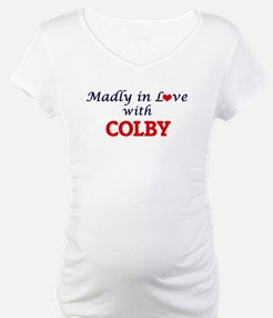 Madly in love with Colby Shirt