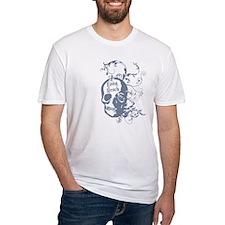 Long Beach Skull Vines Shirt