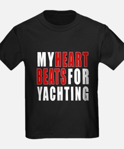 My Hear Beats For Yachting T