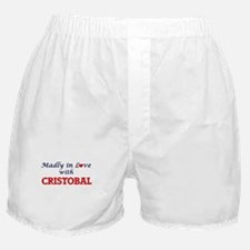 Madly in love with Cristobal Boxer Shorts