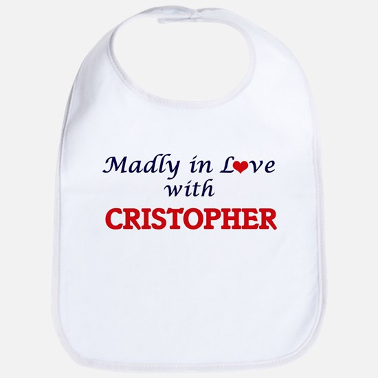 Madly in love with Cristopher Bib