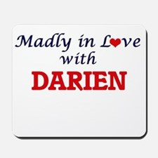 Madly in love with Darien Mousepad
