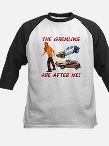 Gremlins After Me Kids Baseball Jersey