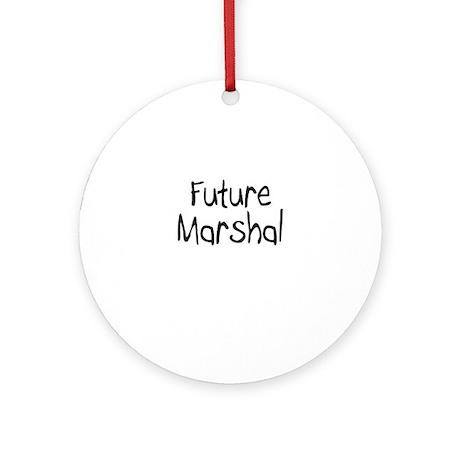 Future Marshal Ornament (Round)