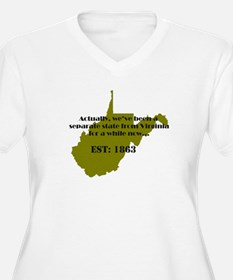 Funny West virginia state trooper T-Shirt