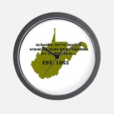State Wall Clock