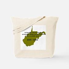 Cute Wv Tote Bag