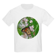 Monarch on Wild Asters T-Shirt