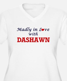Madly in love with Dashawn Plus Size T-Shirt