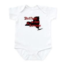 Bflo is for Lovers Infant Bodysuit