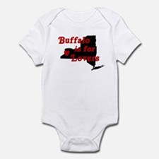 Bflo is for Lovers Infant Bodysuit