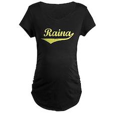 Raina Vintage (Gold) T-Shirt