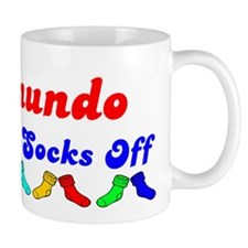 Raymundo Rocks Socks (B) Mug