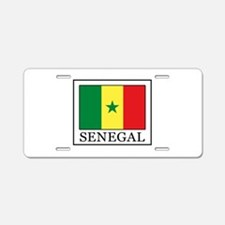 Senegal Aluminum License Plate