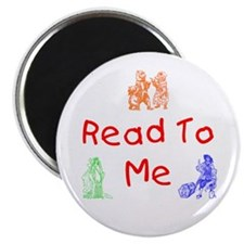 Read-Storybook Magnet