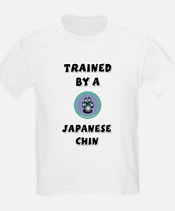Trained by a Chin Kids T-Shirt