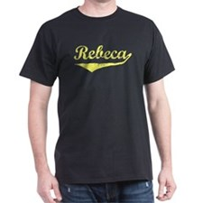 Rebeca Vintage (Gold) T-Shirt