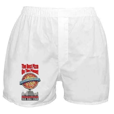 Planet Pizza Boxer Shorts