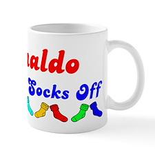 Reynaldo Rocks Socks (B) Mug