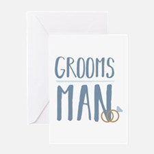 Groomsman Greeting Cards