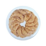 "Lots of Donuts 3.5"" Button (100 pack)"