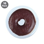 "Lots of Donuts 3.5"" Button (10 pack)"