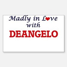 Madly in love with Deangelo Decal