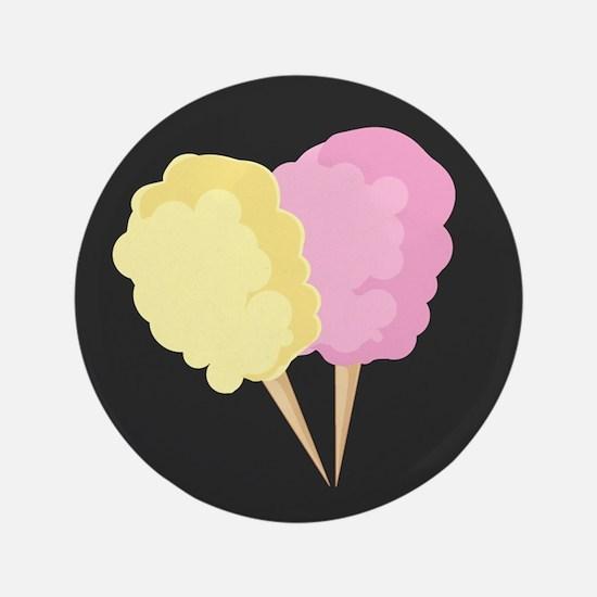 """Foodie Fairground Art 3.5"""" Button"""