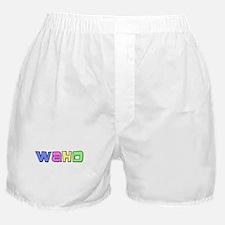 Work At Home Dad Boxer Shorts