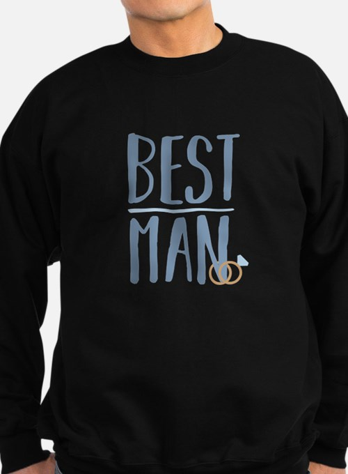 Best Man Sweatshirt