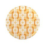 "Retro Abstract Art 3.5"" Button (100 pack)"