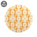 "Retro Abstract Art 3.5"" Button (10 pack)"