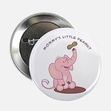 "Mommy's Little Peanut 2.25"" Button"