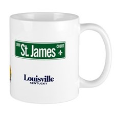 St. James Court mug