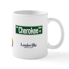 Cherokee Road mug