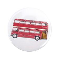 "Anglophile Vintage Bus 3.5"" Button"