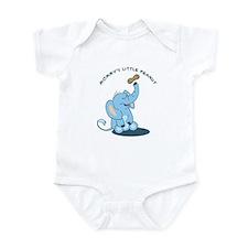 Mommy's little peanut - blue Onesie