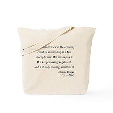Ronald Reagan 1 Tote Bag