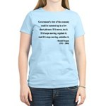 Ronald Reagan 1 Women's Light T-Shirt